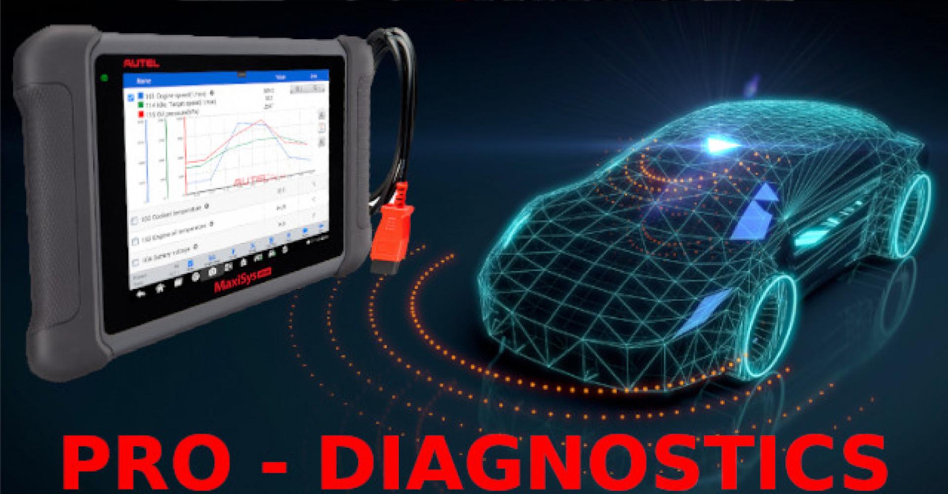 Professional Diagnostic Tools