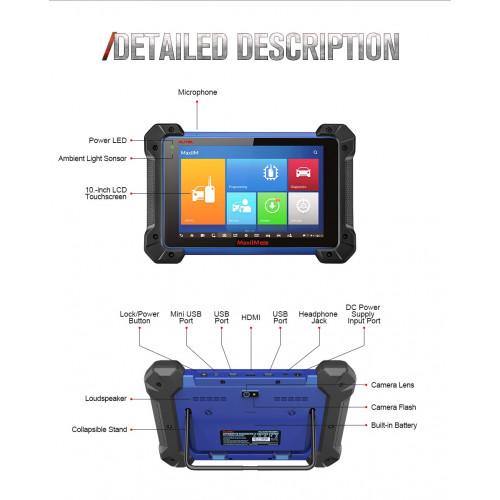 Autel MaxiIM 608 Key Programming and Diagnostic Tool