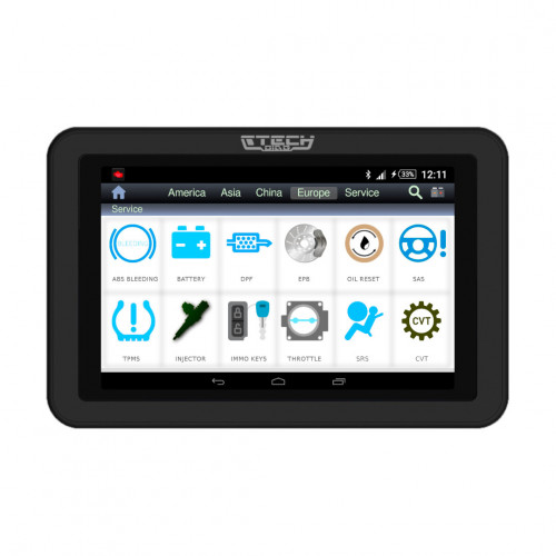 EtechDiag PRO Car & Van Full System Diagnostic tool