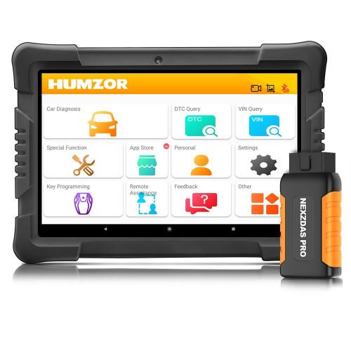 NexzDAS PRO Full System Diagnostics 64 GB Tablet PC