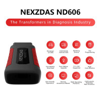 Humzor NexzDAS ND606 Diagnostic Tool for Cars and Trucks