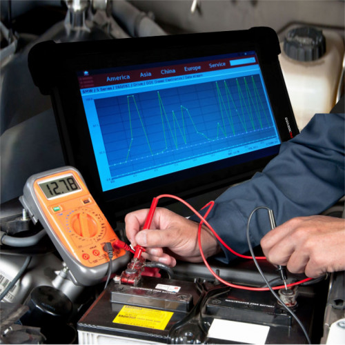 "8"" Pro Diagnosis Cars & Vans Professional Full System Diagnosis"