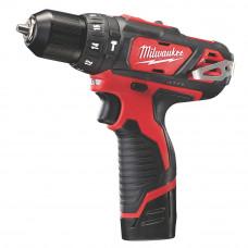 "Milwaukee M12™ 3/8"" Hammer Drill/Driver"