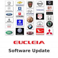 2021 Eucleia Software Updates