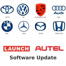 2021 Launch, Autel & Other Car Diagnostic Updates